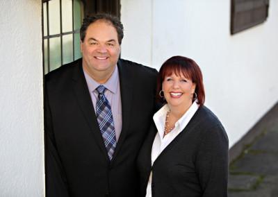 Dennis & Ally Guevin